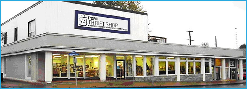 port thrift shop