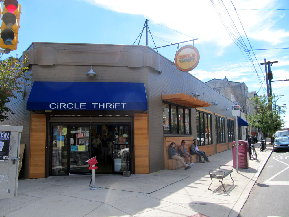 Circle Thrift Frankford Philly