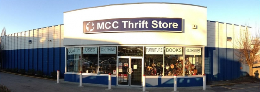 Surrey MCC Thrift Shop - Home