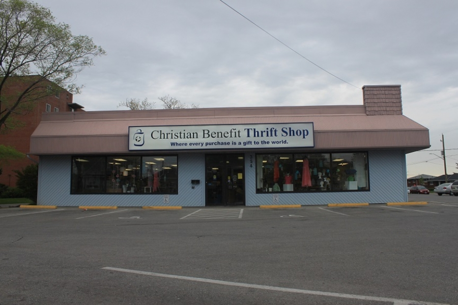Christian Benefit Thrift Shop - Home