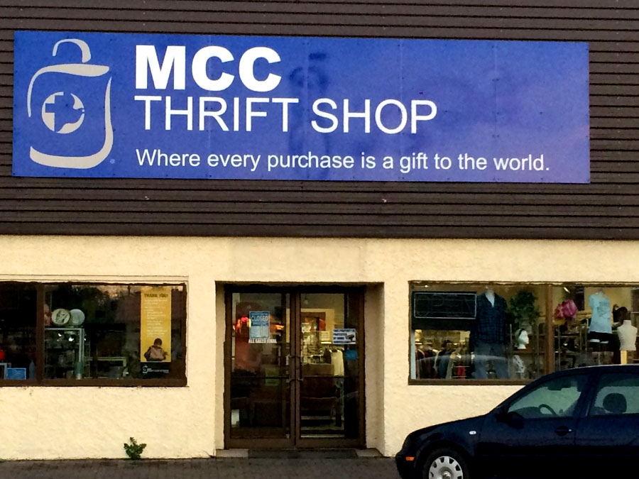 Taber MCC Thrift Shop - Home