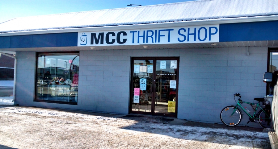 Lethbridge MCC Thrift Shop - Home