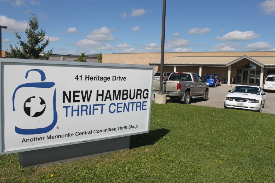 New Hamburg MCC Thrift Centre - Home