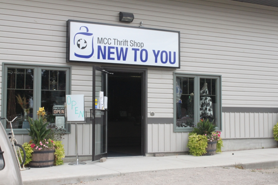 Milverton MCC New to You Shop - Home